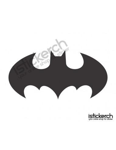 Superhelden Logos Batman Logo 4