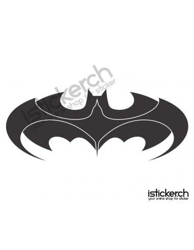 Superhelden Logos Batman Logo 5