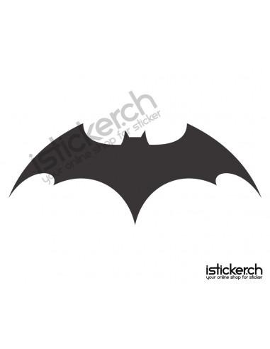 Superhelden Logos Batman Logo 7