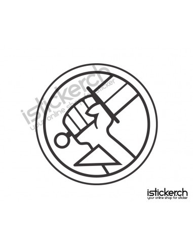 Superhelden Logos BPRD Logo