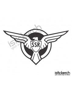 Captian America SSR Logo