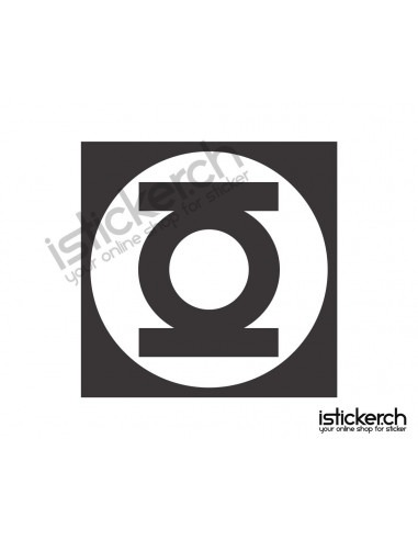 Superhelden Logos Green Lantern Logo