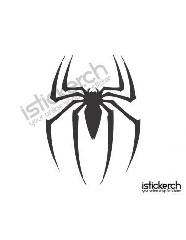 Superhelden Logos Spiderman Logo 2
