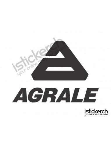 Traktoren Marken Agrale Logo