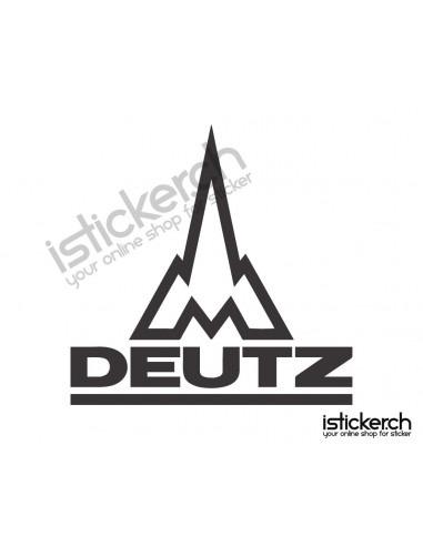 Traktoren Marken Deutz Logo