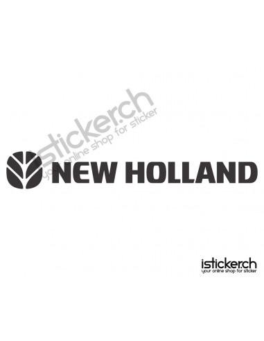 Traktoren Marken New Holland Logo 1