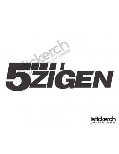 5 Zigen Logo