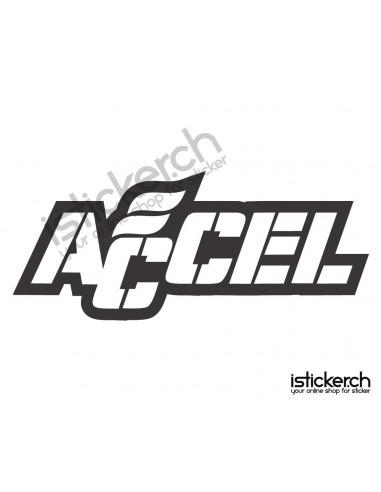 Tuning Marken Accel Logo