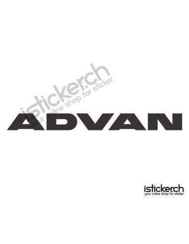 Tuning Marken Advan Logo