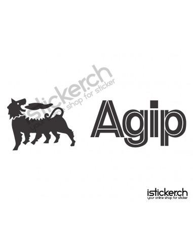 Tuning Marken Agip Logo