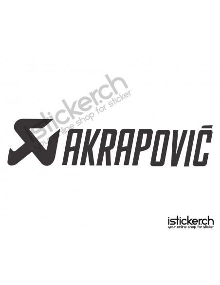 Akrapovic Logo 2
