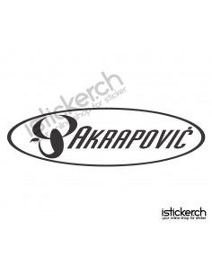 Akrapovic Logo 4