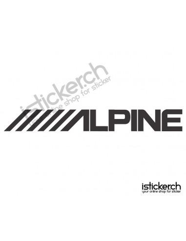 Tuning Marken Alpine Logo