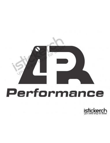 Tuning Marken APR Perfomance Logo
