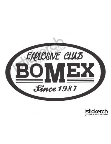 Tuning Marken Bomex Logo 2
