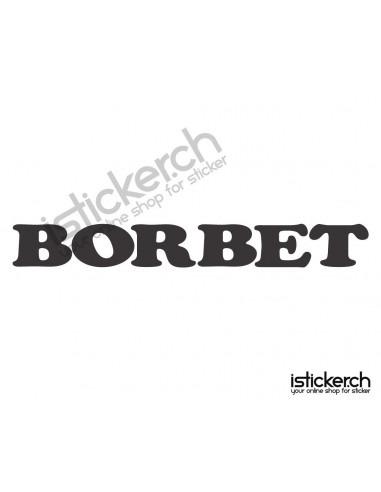 Tuning Marken Borbet Logo