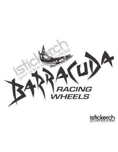 Tuning Marken Barracuda Wheels Logo