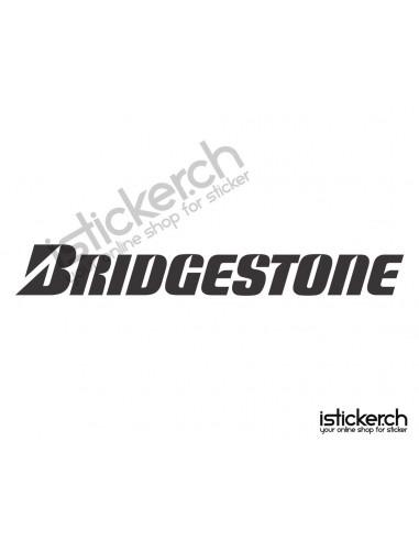 Tuning Marken Bridgestone Logo