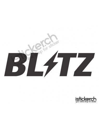 Tuning Marken Blitz Logo