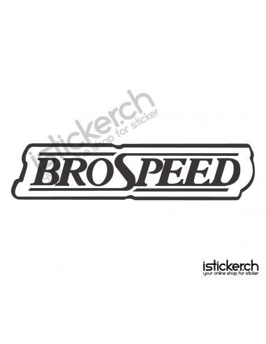 Brospeed Logo