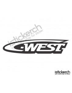 C-West Logo