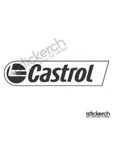 Tuning Marken Castrol Logo 3