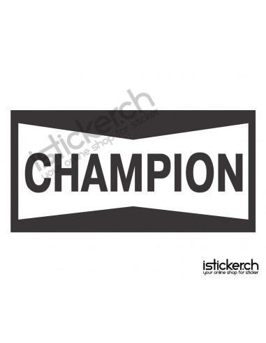 Tuning Marken Champion Logo