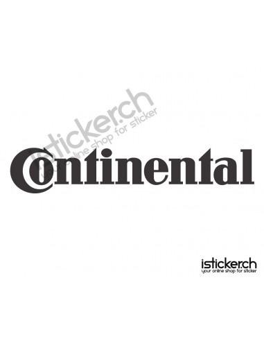 Tuning Marken Continental Logo