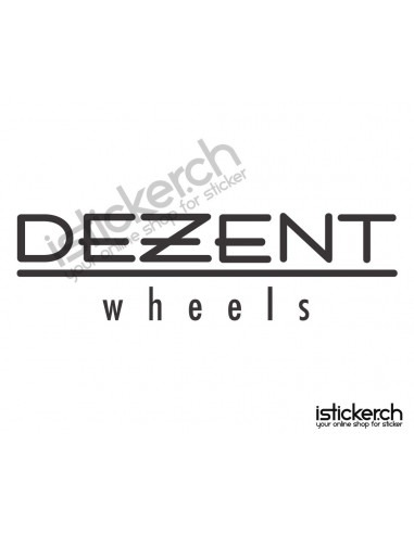 Dezent Wheels Logo