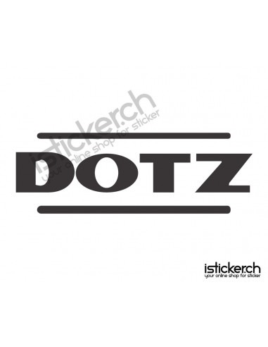 Tuning Marken Dotz Logo