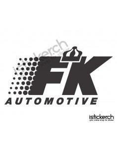 FK Automotive Logo