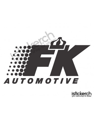 FK Automotive Logo