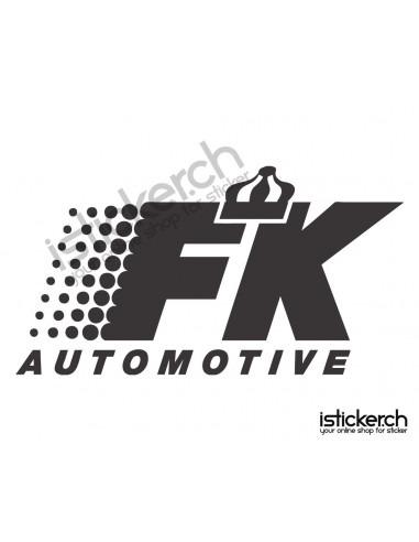 Tuning Marken FK Automotive Logo