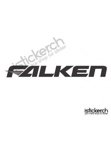 Tuning Marken Falken Logo 2