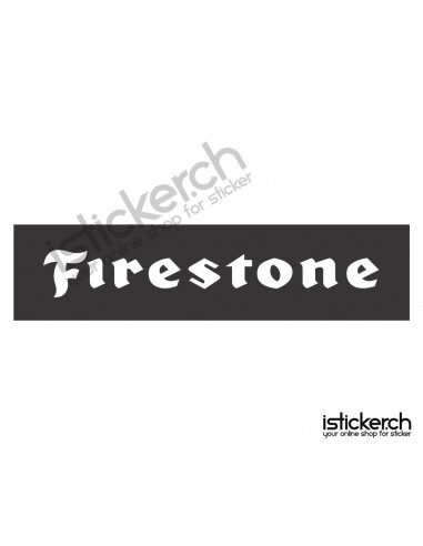 Tuning Marken Firestone Logo 1