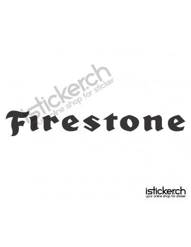 Tuning Marken Firestone Logo 2