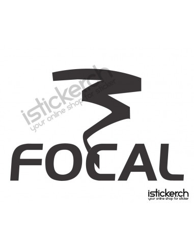 Tuning Marken Focal Logo