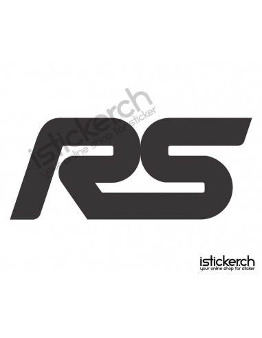 Tuning Marken Ford RS Logo