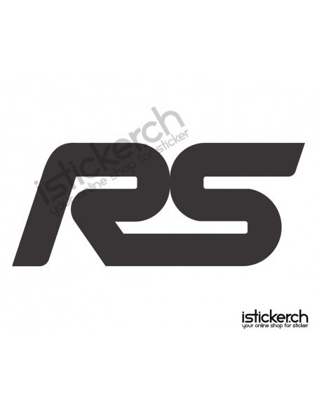 Ford RS Logo