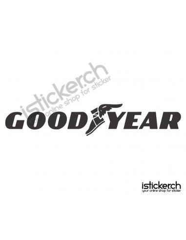 Tuning Marken Goodyear Logo