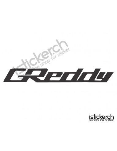 Tuning Marken GReddy Logo 1