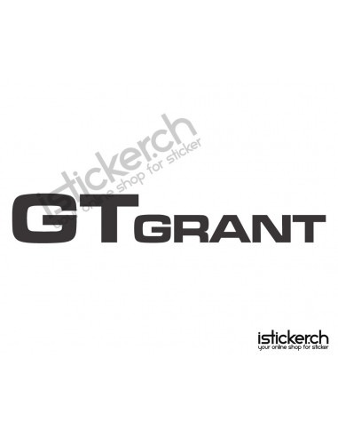 GT Grant Logo