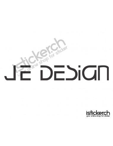 Tuning Marken JE Design Logo