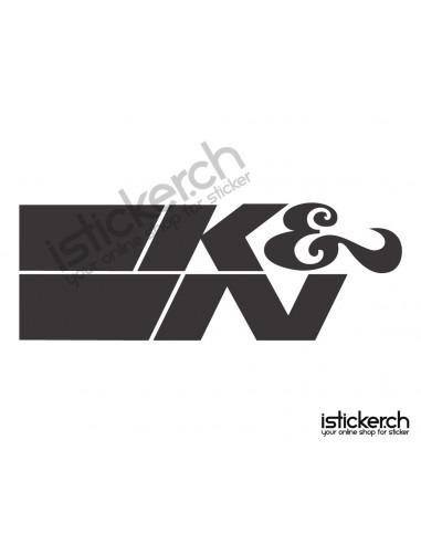 Tuning Marken K&N Logo 1