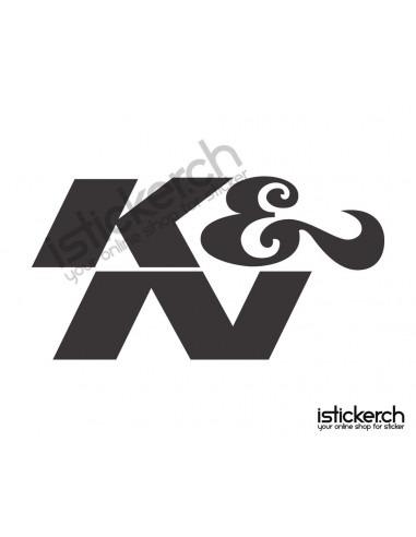 Tuning Marken K&N Logo 2