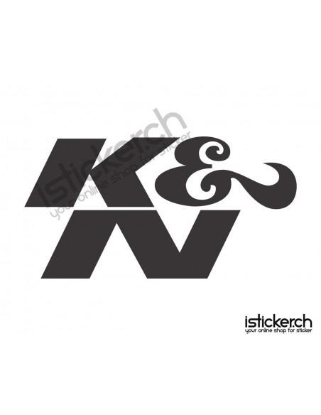 K&N Logo 2