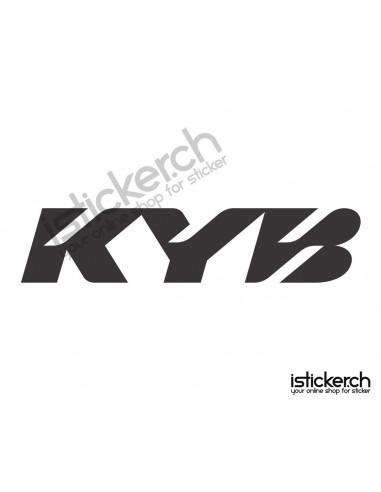 Tuning Marken KYB Logo 2