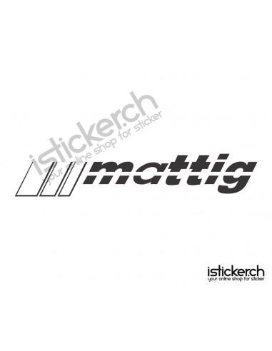 Tuning Marken Mattig Logo