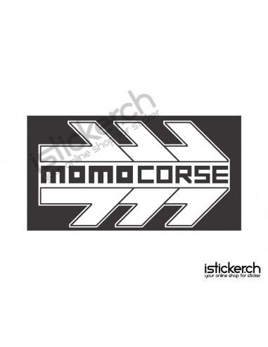 Momo Corse Logo 2