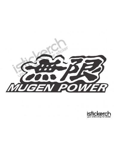 Mugen Power Logo